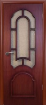 Межкомнатная шпонированная дверь Соната ПО