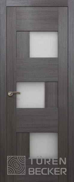 Дверь межкомнатная 308 Астрид, серый нордик