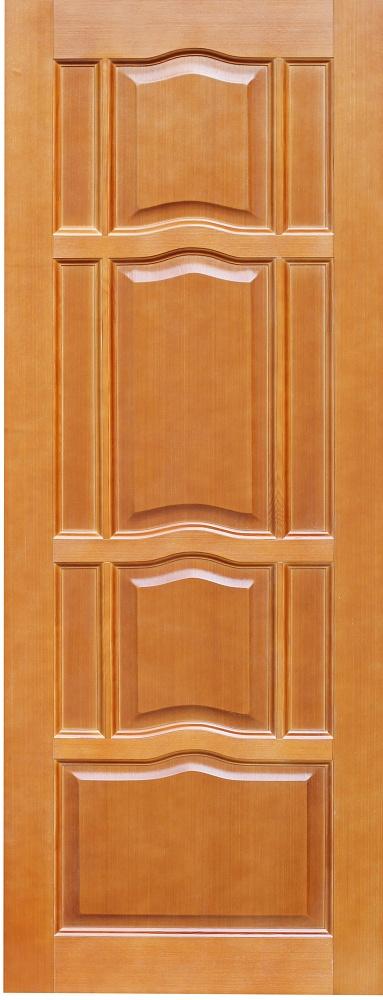 Дверь межкомнатная Ампир ПГ Новый Орех