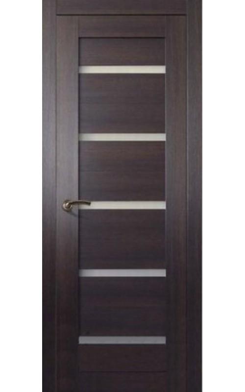 Дверь межкомнатная Ирма Венге 802