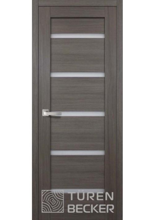 Дверь межкомнатная Ирма Серый нордик 808 стекло