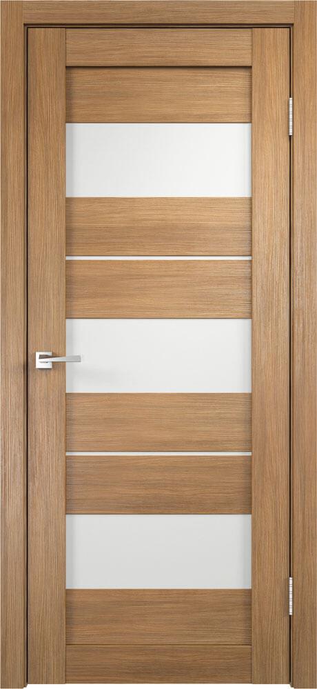 Межкомнатная дверь Duplex (Дуплекс) 12 Дуб золотой