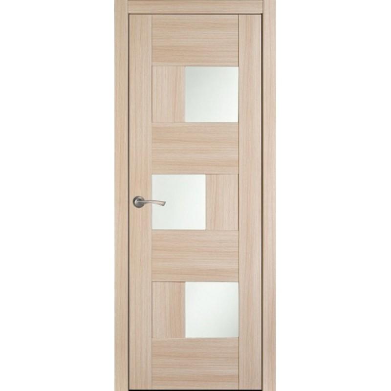 Дверь межкомнатная 301 Астрид, беленый дуб
