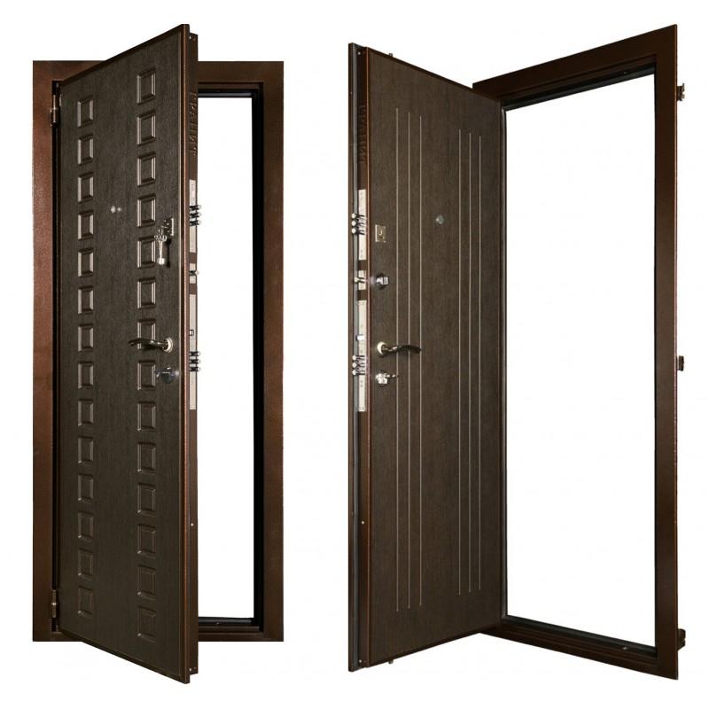 Стальная дверь Гранит М2 Люкс