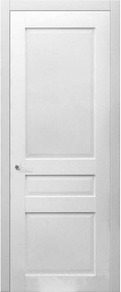 Дверь Кэтрин Белый рифленый 11.10 Дверь Кэтрин Белый рифленый 11.10