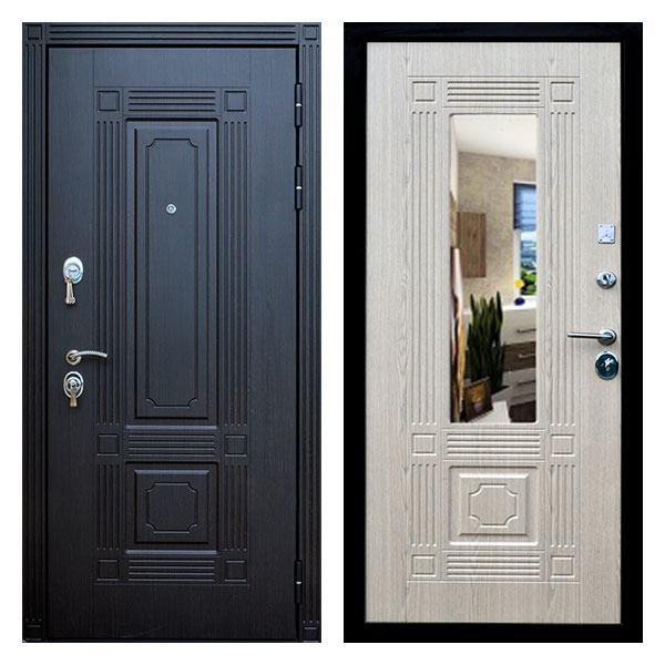 Входная дверь Кондор Мадрид Зеркало