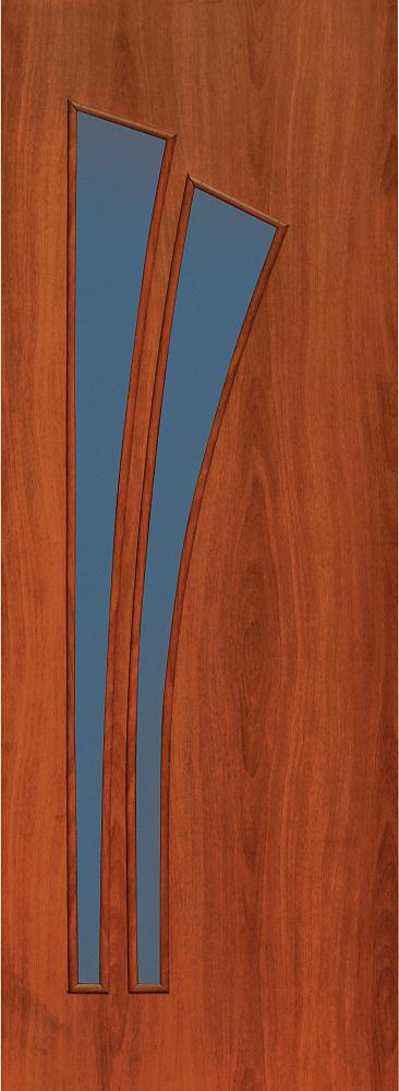 Ламинорованная межкомнатная дверь 4с4