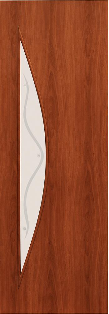 Ламинорованная межкомнатная дверь 4с5ф