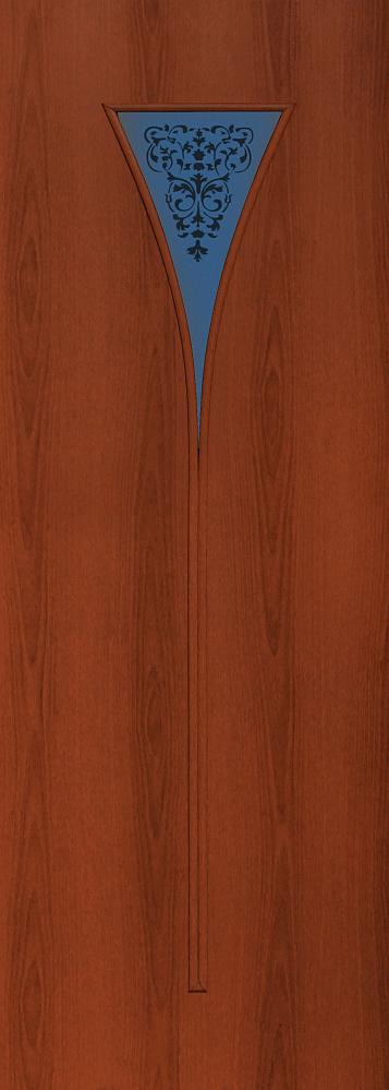 Ламинорованная межкомнатная дверь 4с3