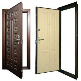 Стальная дверь Гранит М5